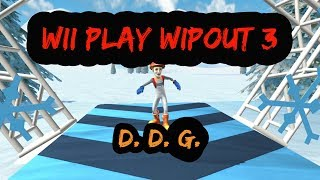 Wii play Wipeout 3