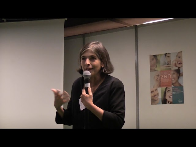 Conférence sur l'Interprétation des rêves PARTIE 1 au Salon Zen 2016