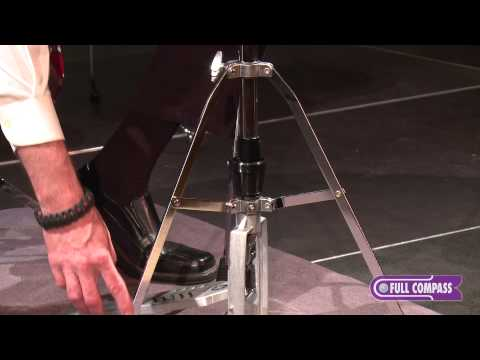 Yamaha HS-740A Hi-Hat Stand Overview | Full Compass