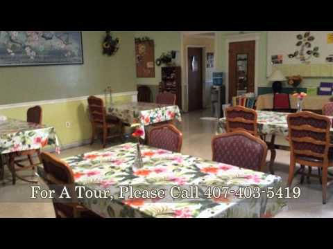 Amber Lake Assisted Living   Kissimmee FL   Kissimmee   Memory Care
