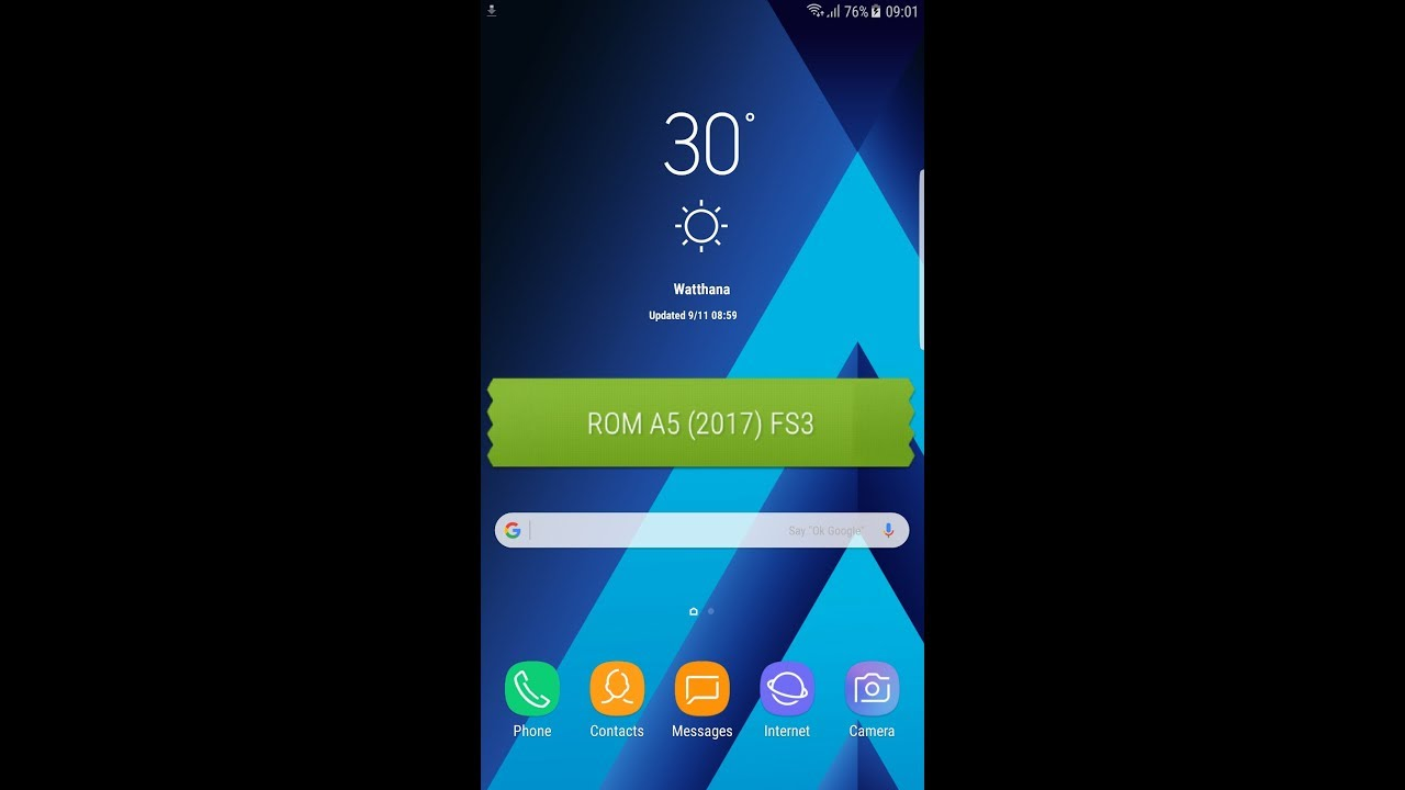 ROM A5(2017)[PORT][N900X][XDA]Possible FS3 QF1-Fast/Stable/Smooth