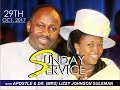 Sun. 29th Oct. '17 Service LIVE  With Apostle Johnson Suleman