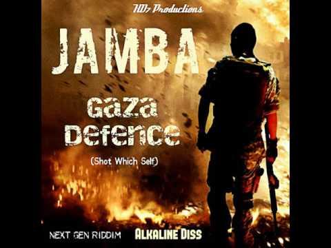 Jamba - Gaza Defence (Alkaline Diss)