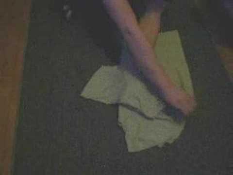 Como doblar una camisa a lo boricua youtube - Como doblar una camisa ...