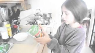 Gigi's Split Pea Vegetable Soup With Lentils