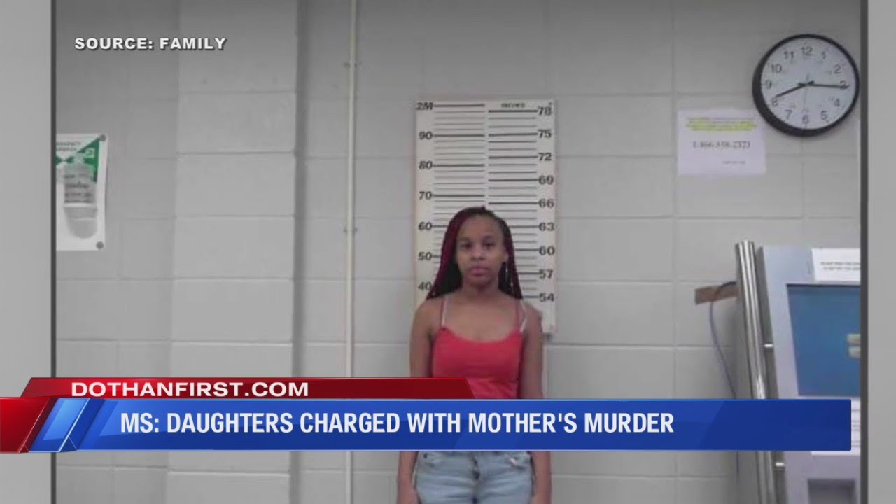 Daughters charged with their own mother's murder