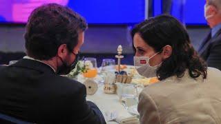 Ayuso dice que Casado piensa como ella: Sánchez busca ponerle