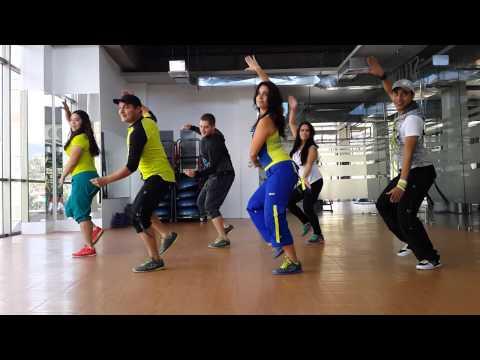 Zumba Darte un Beso Prince Royce  Hduras Dance Crew