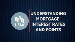 How to Understand Mortgage Interest Rates | Real Estate 2 Minute Tips | USAA