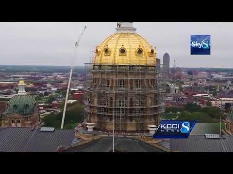 Original Iowa Capitol dome bricks for sale at $100 each