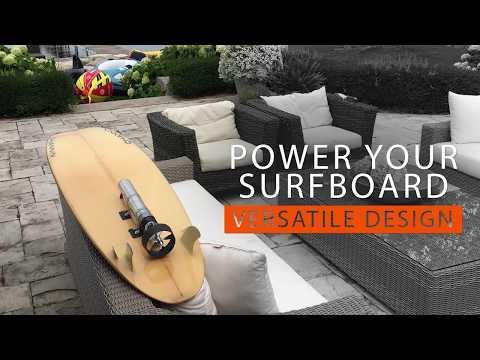 DIY Electric Hydrofoil Board - Propulsion System to Make Efoil & eSurfboards.