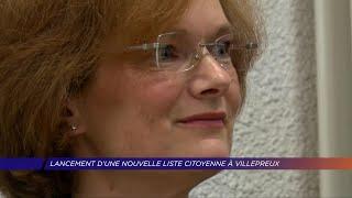 Yvelines | Lancement d'une nouvelle liste citoyenne à Villepreux