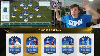 NEW TOTS FUT DRAFT GAMEMODE!! - FIFA 16