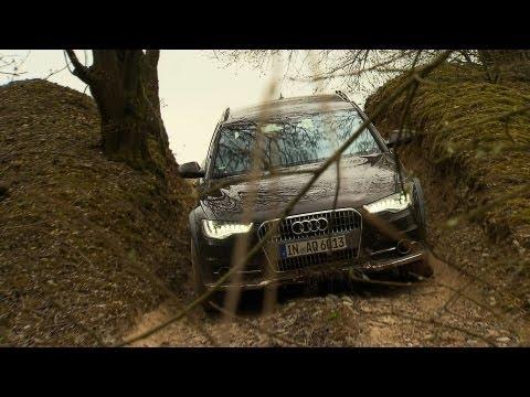 der Audi A6 allroad quattro im Test
