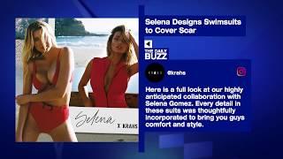 SELENA GOMEZ DESIGNS SWIMSUITS FOR SCAR