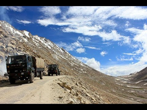 Doklam standoff: China says India slapped its own face by deciding to build road in Ladakh
