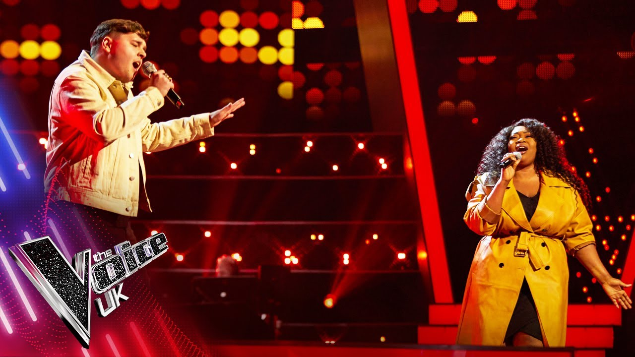 Download Wura VS Jake O'Neill - 'What's Going On'   The Battles   The Voice UK 2021