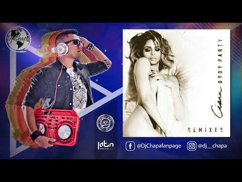 Ciara - Body Party (Bachata Remix Full Version)