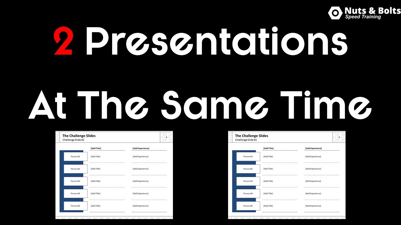 8ac61d7b734a0e Showing 2 PowerPoint Presentations side-by-side - YouTube