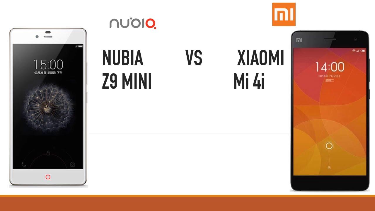 Xiaomi mi4i mi 4i или nubia z9 mini телефон apple iphone 4g купить