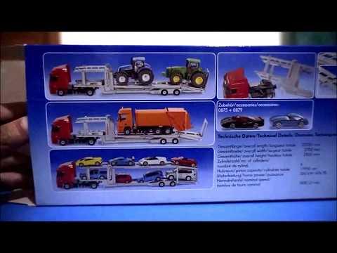 Pistenbully 600 Die-Cast Vehicle Siku 1037