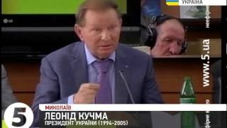 """Кучма: Путин вешает """"лапшу"""" всему миру"""