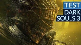 Dark Souls 3 - Testvideo: So hart ist das Souls-Finale