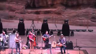 Greensky Bluegrass - full set - Red Rocks Amphi. 8-21-15 Morrison, CO