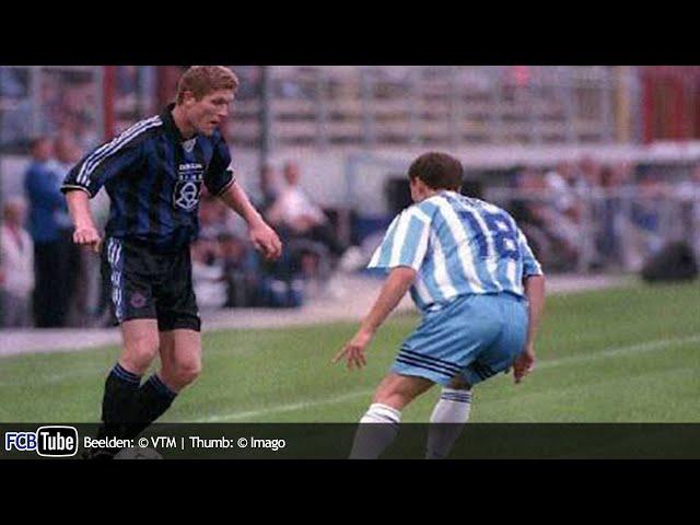 1997-1998 - UEFA-Cup - 02. 32ste Finale - Club Brugge - Hit Gorica 3-0