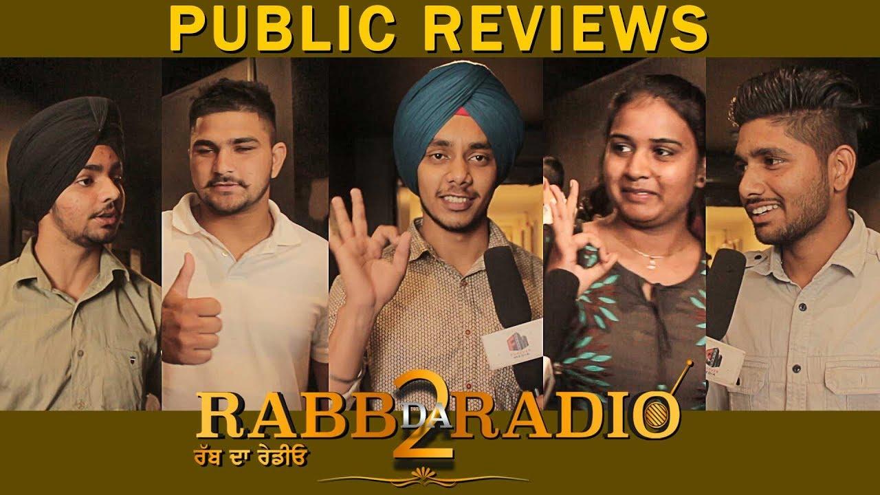 Uncut Public Reviews | Rabb Da Radio 2 | Tarsem Jassar | Simi Chahal
