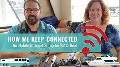 Our RV & Boat Mobile Internet Access Setup - 13 Years of Keeping Connected