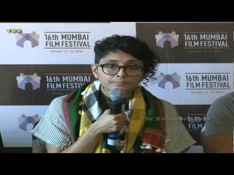 Farhan Akhtar, Anurag Kashyap | More At MAMI 2014 Curtain Raiser
