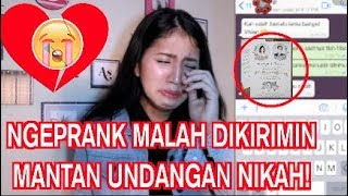 Video AKAD - PAYUNG TEDUH (PRANK TEXT PALING SEDIH) || Vhiendy Savella download MP3, 3GP, MP4, WEBM, AVI, FLV Juni 2018