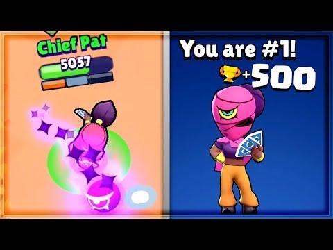 500 TROPHY TARA! Best Tips/Tricks | Brawl Stars Gameplay
