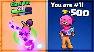 Brawl Stars Gameplay with Chief Pat! Let's show off Tara, who is a ...