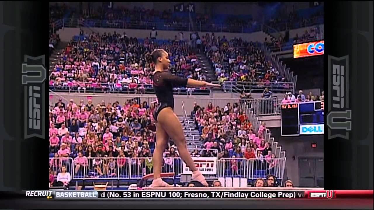 Hd 2012 Ncaa Women S Gymnastics Lsu Florida Youtube