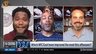 Which Nfc East Team Improved The Most This Offseason? | Redskins, Giants, Cowboys, Eagles