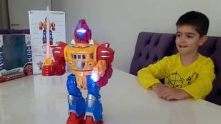 ROBOT OYUNLARI Atlas Robot Oyucaklar Robot Dansı TOBOT Toys Tanıtıyor