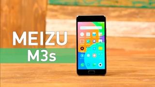 Meizu M3s - стильный смартфон в металлическом корпусе - Видео демонстрация