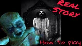 Real story of baby blue (hindi/urdu) how to play baby blue game |creepypasta| khooni duniya