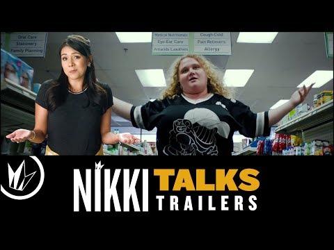 PATTI CAKE$, STEP, & BRAD'S STATUS - Nikki Talks Trailers