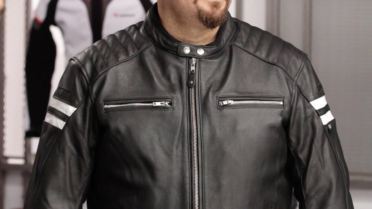 Joe Rocket Classic 92 Jacket Review At Revzilla Com Youtube