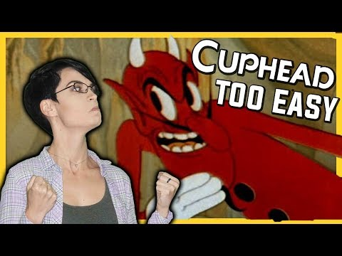 IS IT HARD? CO-OP MODE [Cuphead]