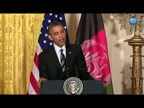 Obama Slows US Military Exit From Afghanistan