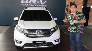 Honda BR-V in Malaysia - quick walk-around video