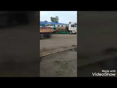 Разбор цилиндра с автокрана Ивановец 3575а