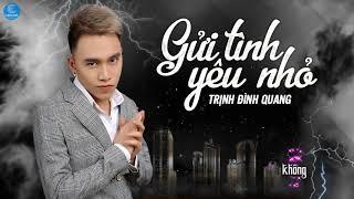 Gửi Tình Yêu Nhỏ - Trịnh Đình Quang (Audio Lyric)