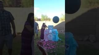 Gender Reveal with a twist!!!
