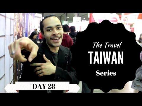 Taipei Animation Festival | Din Tai Fung | Last Day in Taipei |  Travel Taiwan Series Day 28 🇹🇼