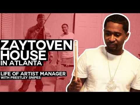 Zaytoven House In Atlanta [Life of Artist Manager]